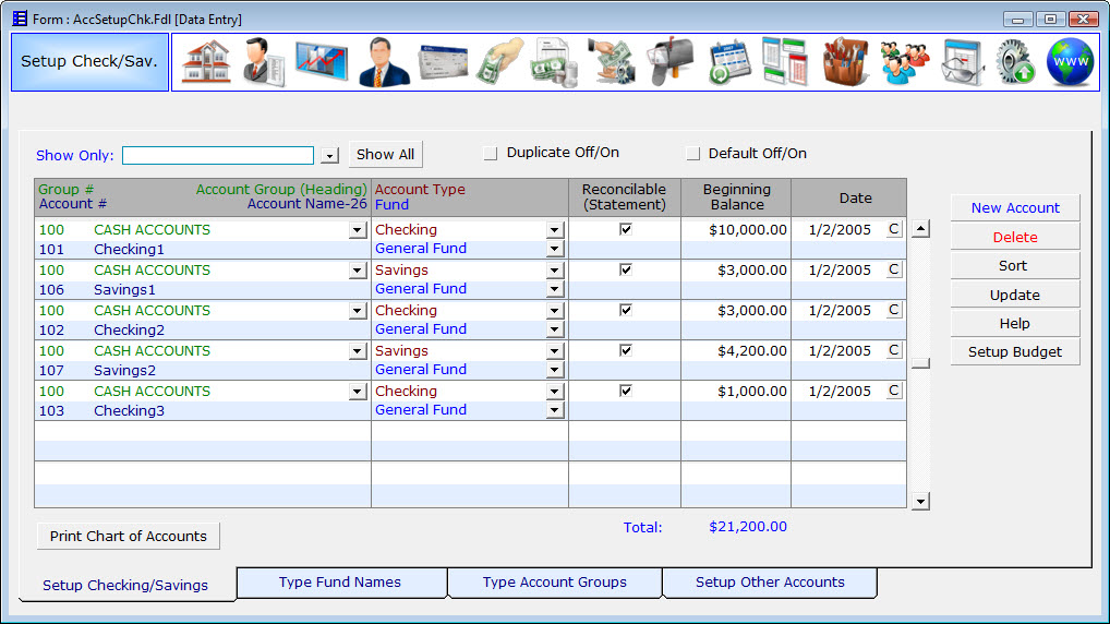 expense account template